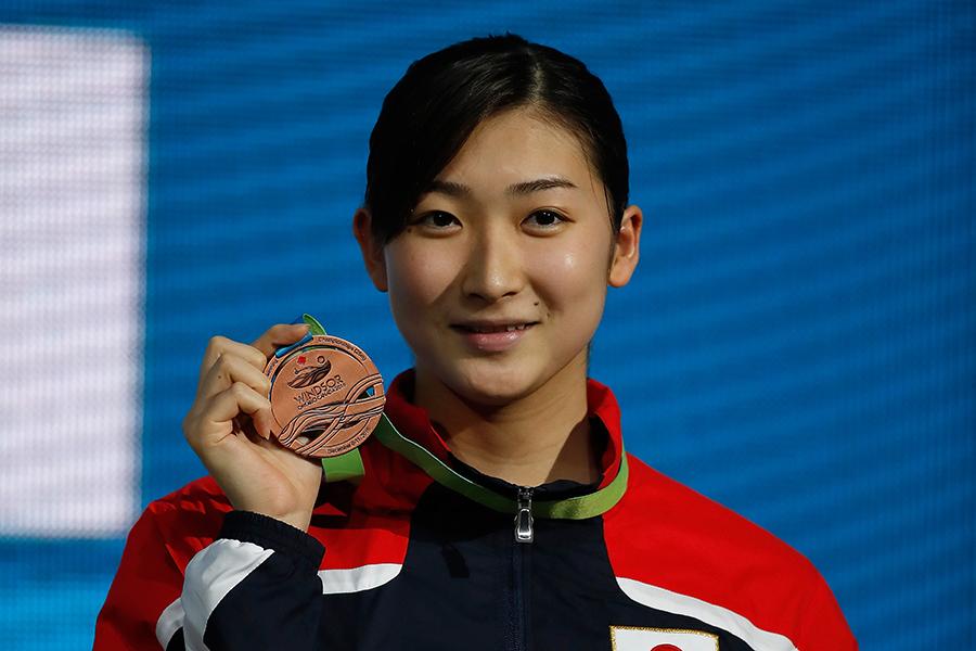 5冠の16歳・池江璃花子に世界も注目「若きスプリントスター」