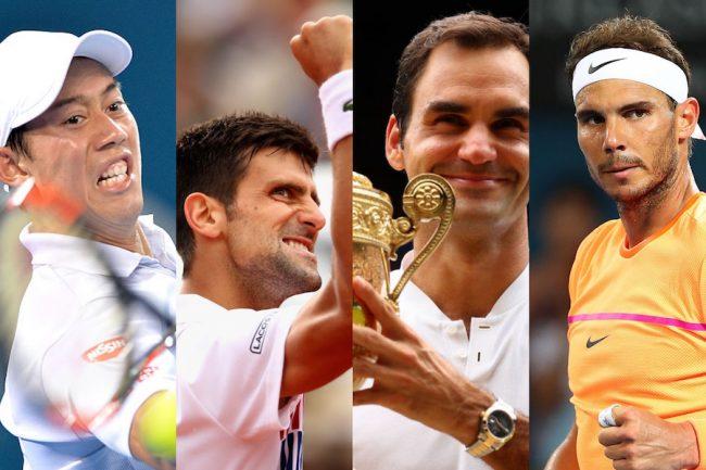【テニス】1試合で最も稼ぐテニス選手は誰? 錦織もランクイン、1位に輝いたのは…