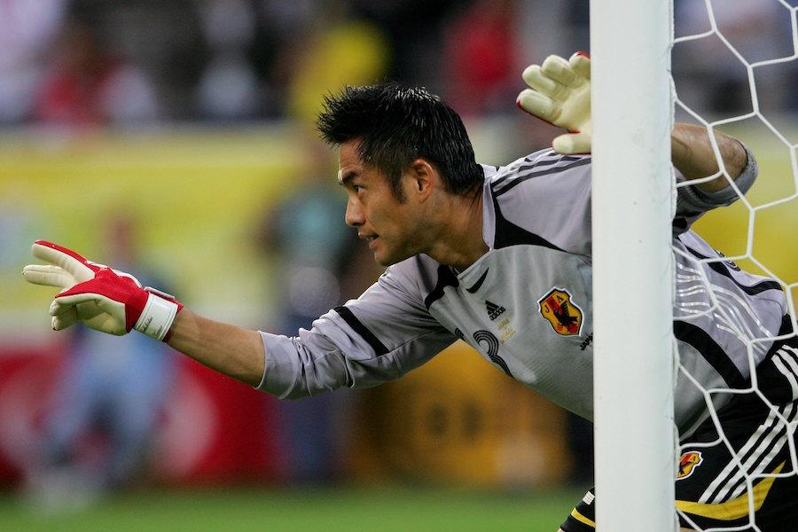 講師として登場するのは元サッカー日本代表GK川口能活さん【写真:Getty Images】