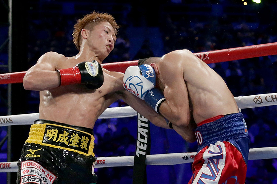 WBO世界スーパーフライ級王者・井上尚弥【写真:Getty Images】