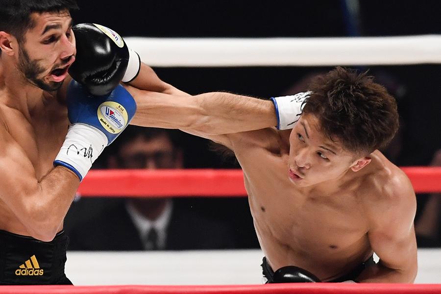 ビッグマッチが待望される井上尚弥【写真:Getty Images】