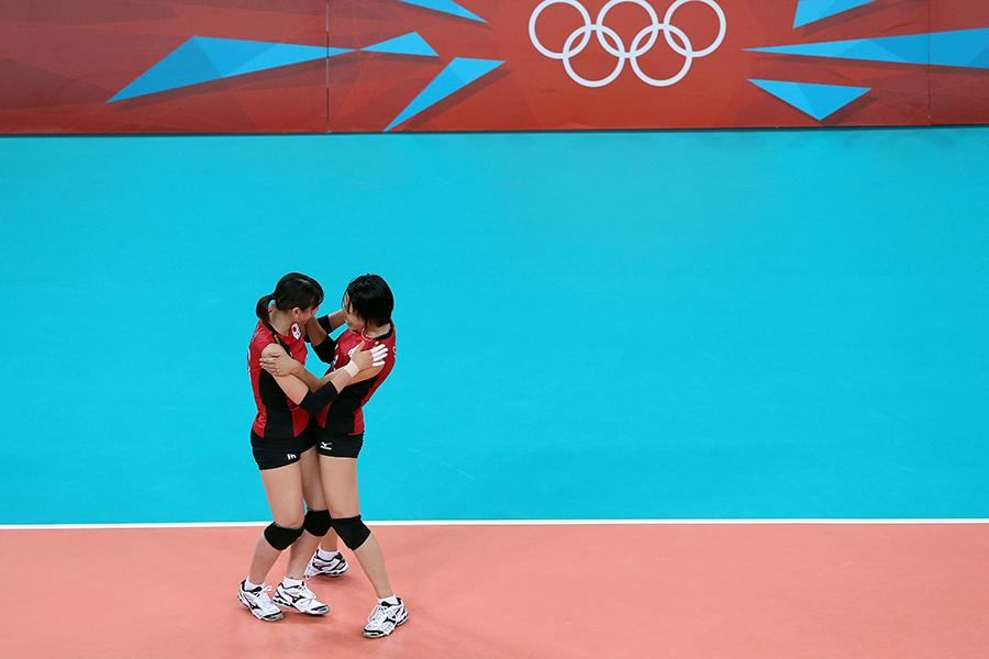 日本代表でも活躍した迫田は12年ロンドン五輪で銅メダルを獲得した【写真:Getty Images】