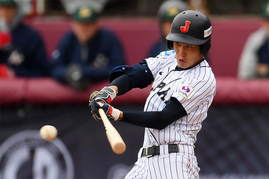 U-18侍ジャパン高校日本代表に選出された小園海斗【写真:Getty Images】