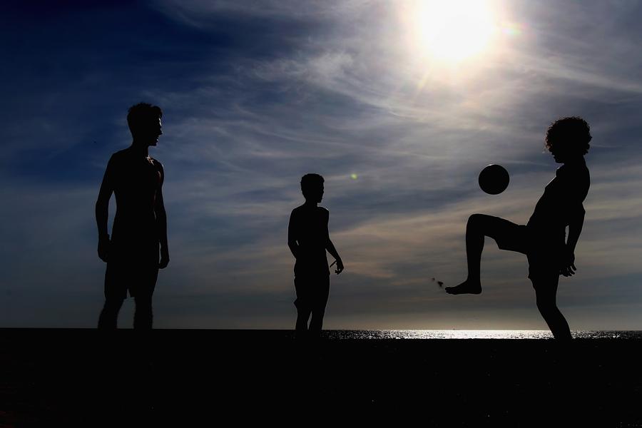 """成長期に潜む""""過度トレ""""の危険性とは【写真:Getty Images】"""