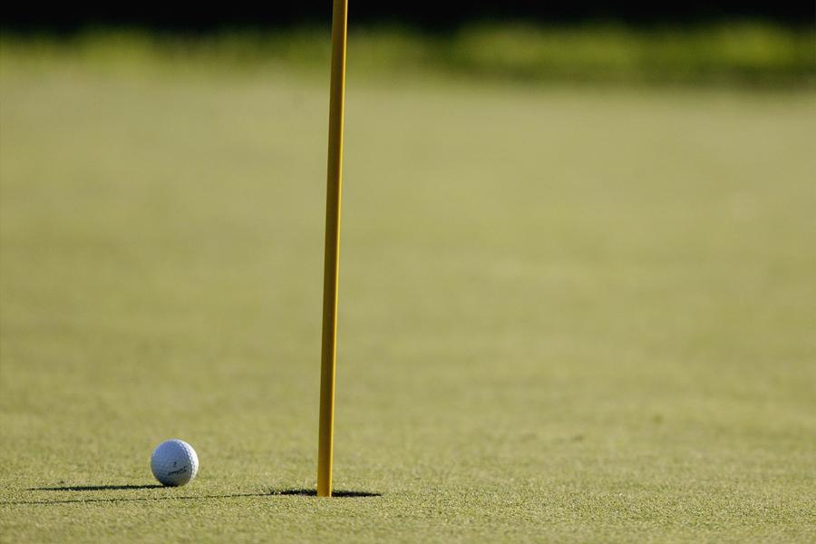 13歳のゴルファーが現地で話題に【写真:Getty Images】