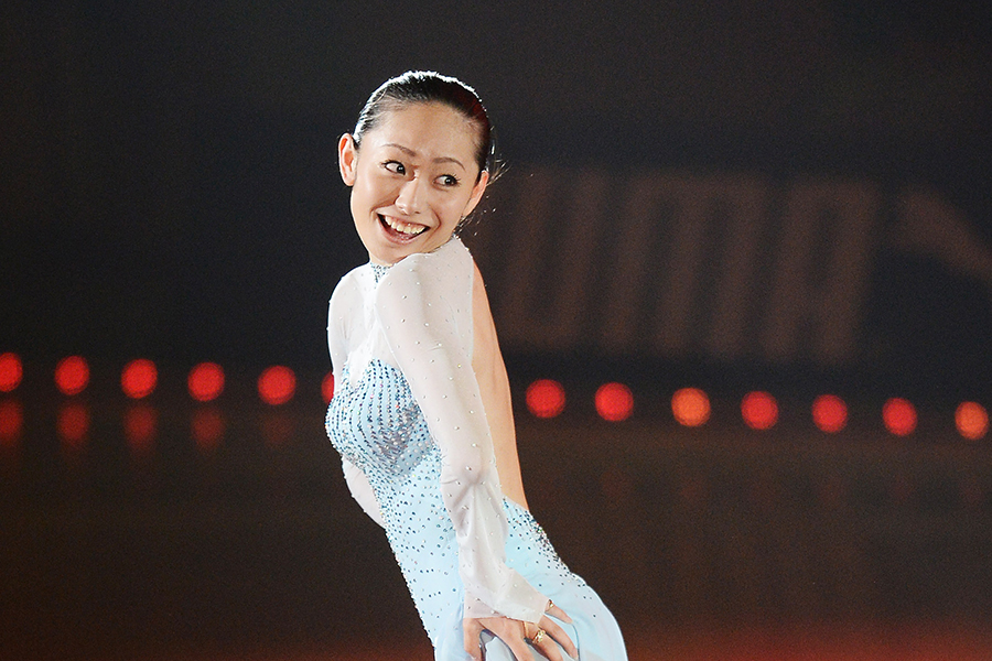 安藤美姫さん【写真:Getty Images】