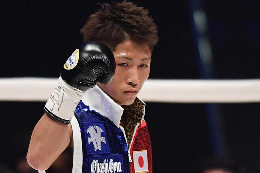 前WBO世界スーパーフライ級王者・井上尚弥【写真:Getty Images】
