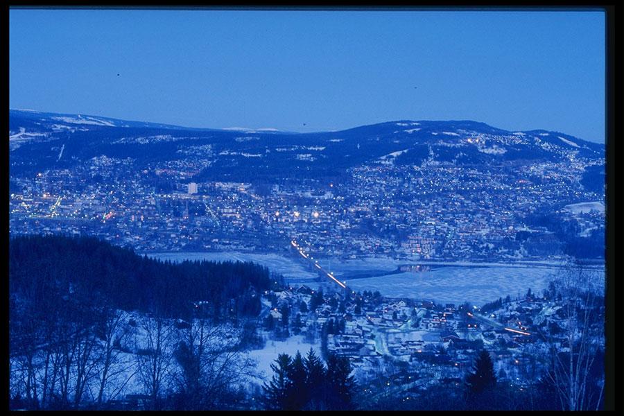 1994年五輪が行われたリレハンメルでは-11℃を記録【写真:Getty Images】