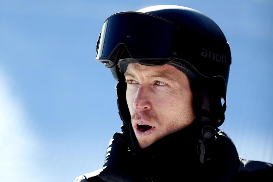 ショーン・ホワイト【写真:Getty Images】