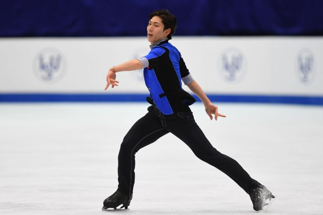 田中刑事【写真:Getty Images】