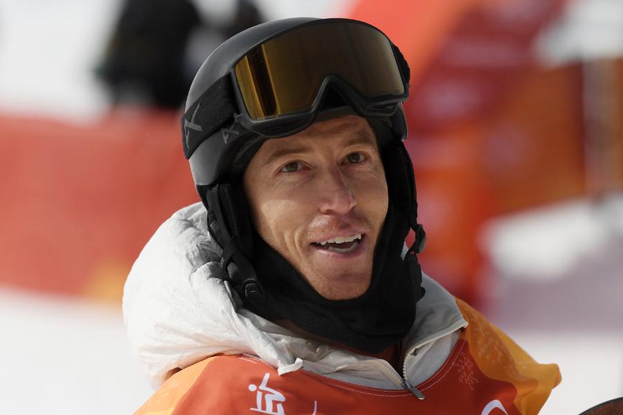 金メダルを獲得したショーン・ホワイト【写真:Getty Images】