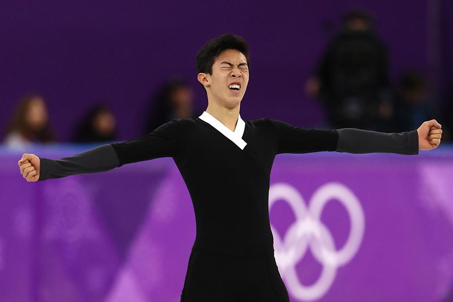 ネイサン・チェン【写真:Getty Images】