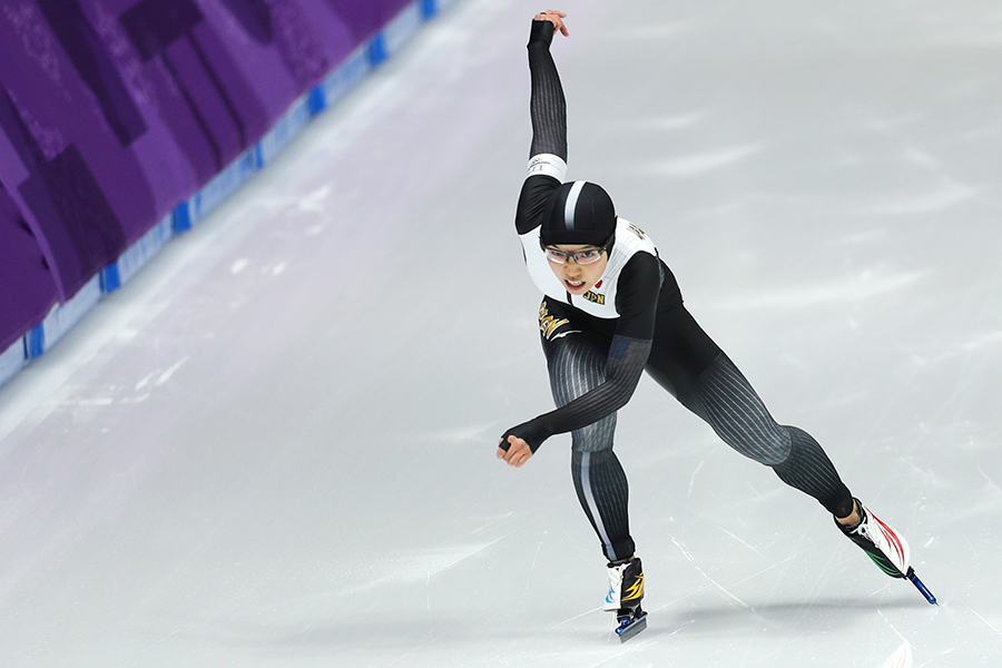 小平奈緒【写真:Getty Images】