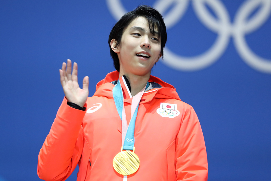 Winter olympics in japan womens medals 11