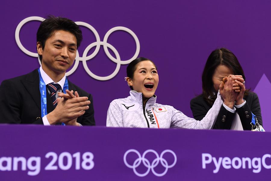 宮原知子【写真:Getty Images】