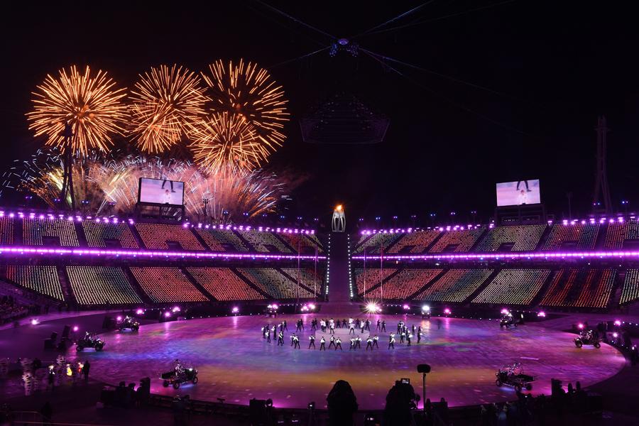 平昌五輪は25日に閉会式が行われた【写真:Getty Images】