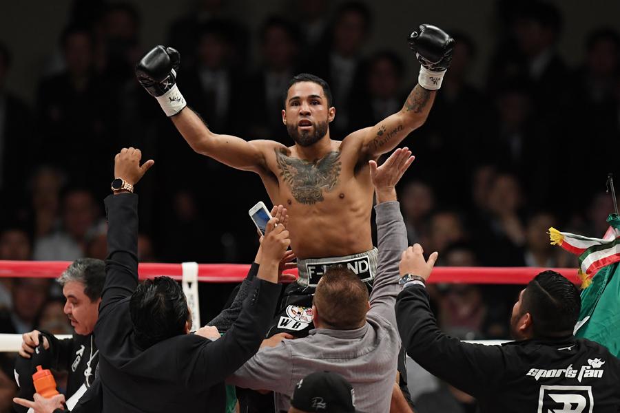 元WBCバンタム級世界王者ルイス・ネリ【写真:Getty Images】