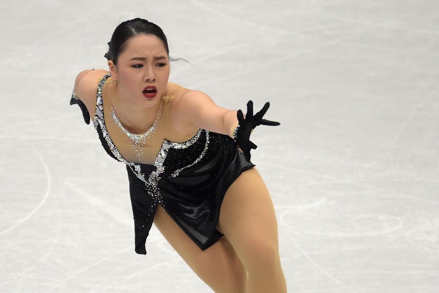 樋口新葉【写真:Getty Images】
