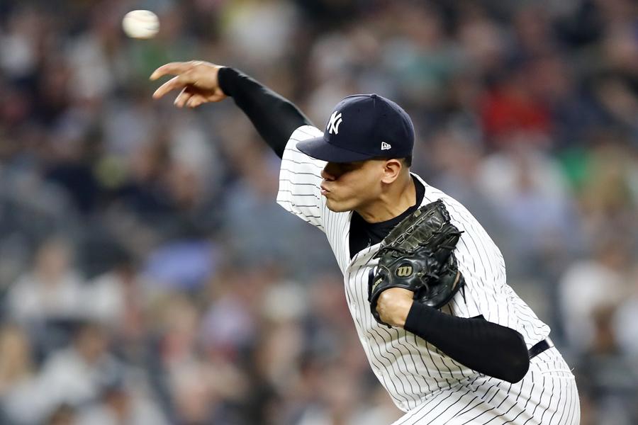 ヤンキースのデリン・ベタンセス【写真:Getty Images】