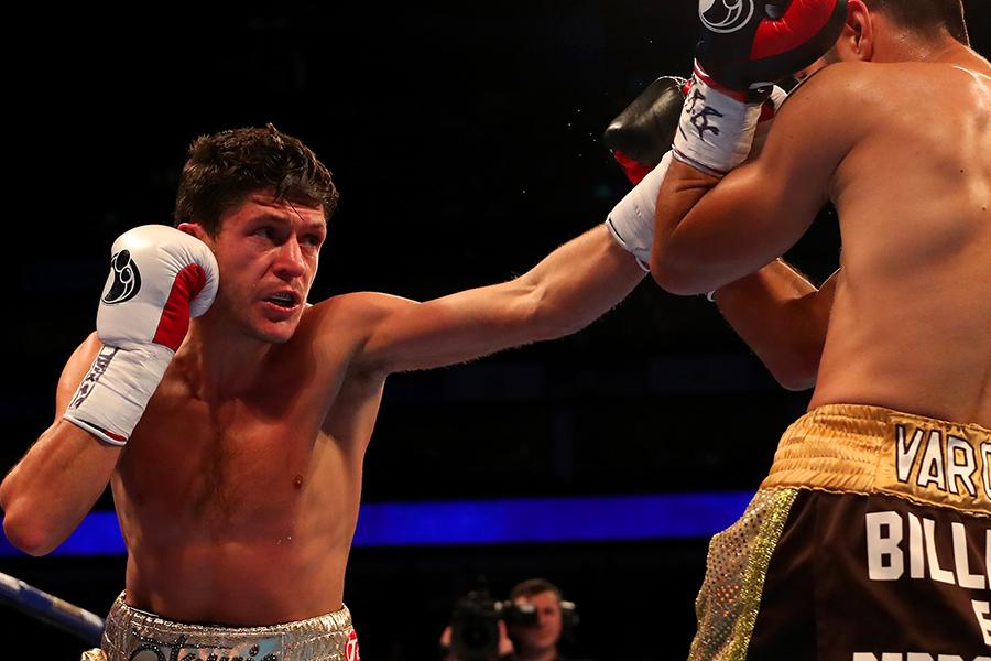 WBA世界バンタム級王者のジェイミー・マクドネル【写真:Getty Images】