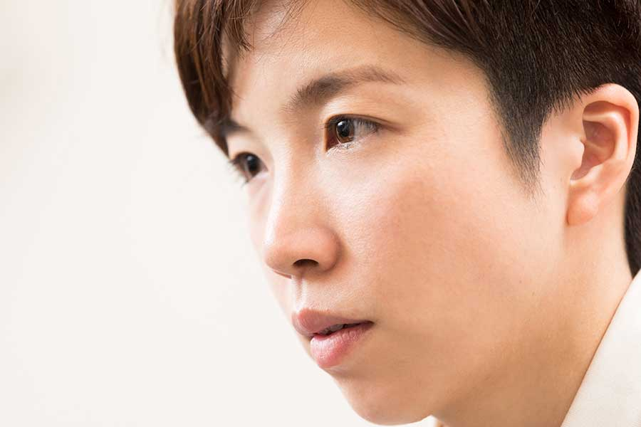 平昌五輪金メダリスト・小平奈緒【写真:松橋晶子】