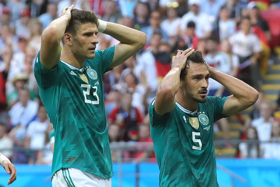 ドイツはまさかのグループリーグ敗退【写真:Getty Images】