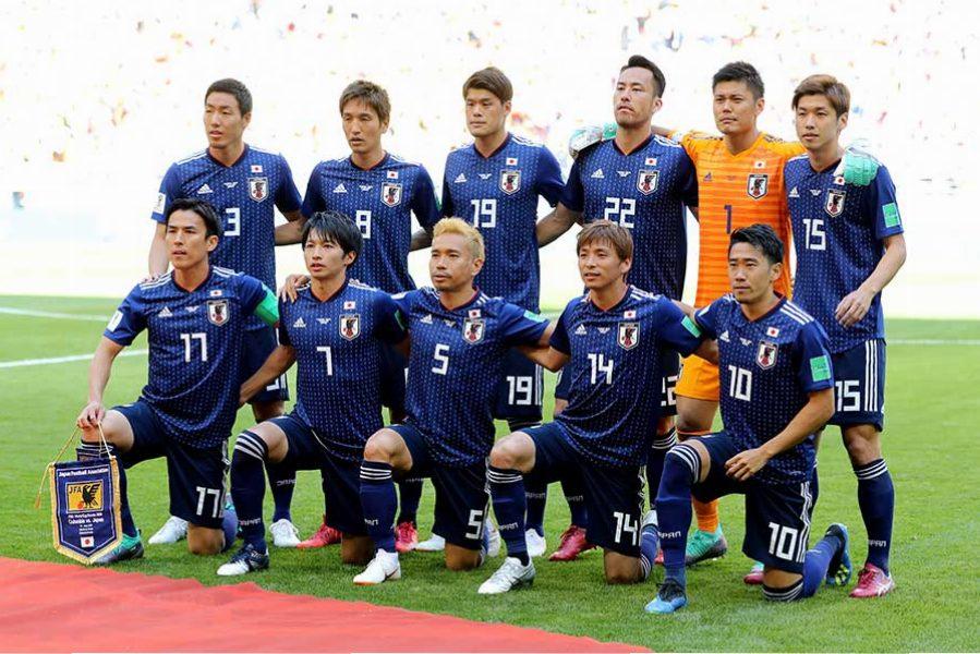 W杯での戦い方が評価された日本代表【写真:Getty Images】