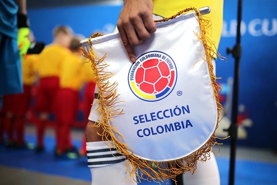 コロンビアの勝利によって日本が2大会ぶりの決勝トーナメント進出を決めた【写真:Getty Images】