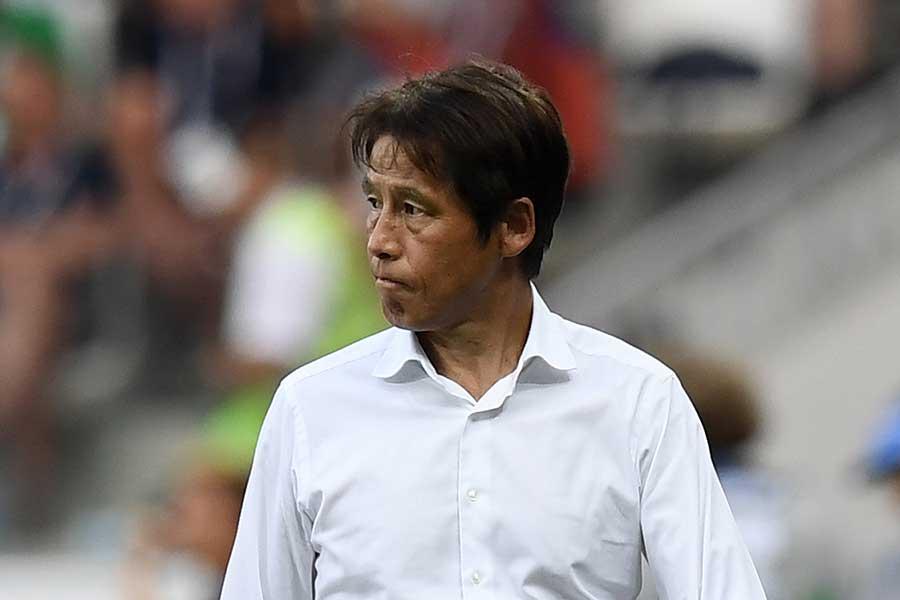 負けてもOKという可能性が西野朗監督を悩ませたと川口は推測する【写真:Getty Images】