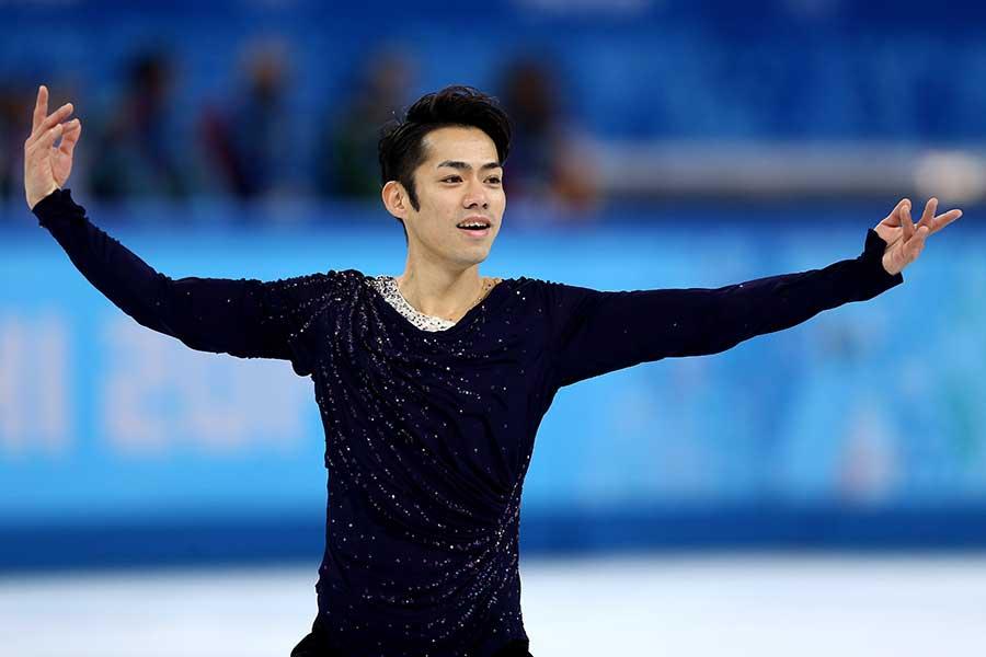 バンクーバー五輪銅メダリストの高橋大輔【写真:Getty Images】