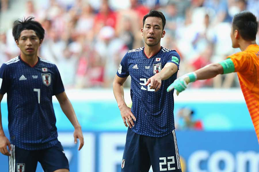 ベルギーメディアは日本代表DF・吉田麻也を警戒【写真:Getty Images】