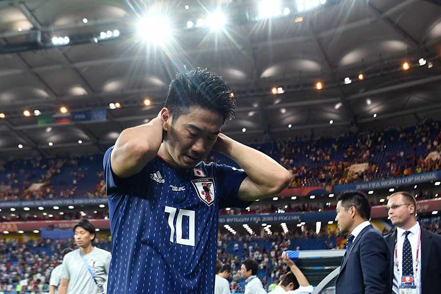 香川真司【写真:Getty Images】