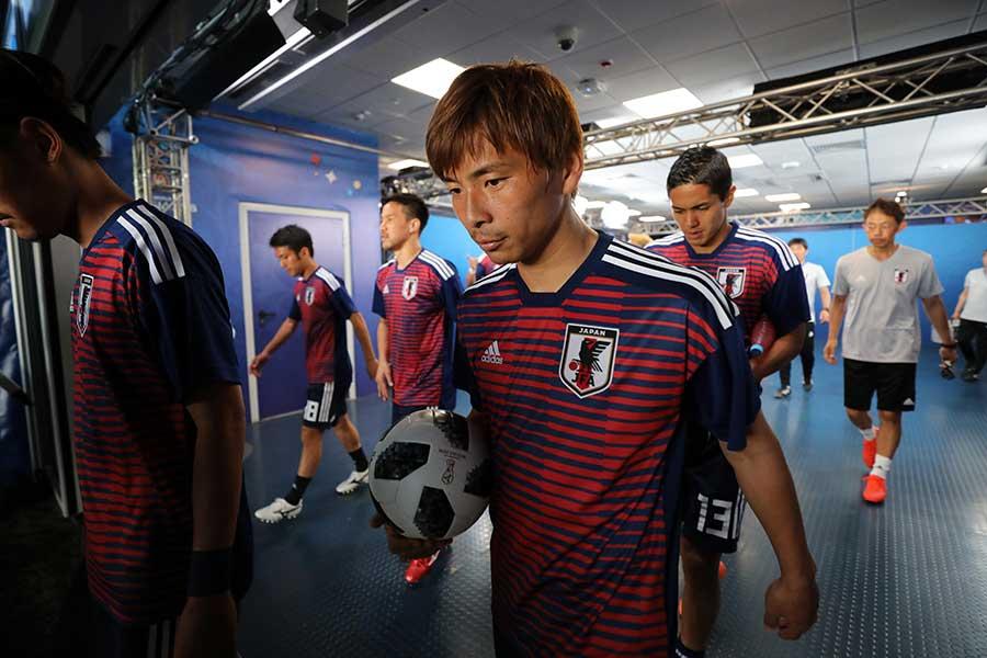 米放送局「FOXスポーツアジア」が公開した「アジアベスト11」に選出された乾【写真:Getty Images】