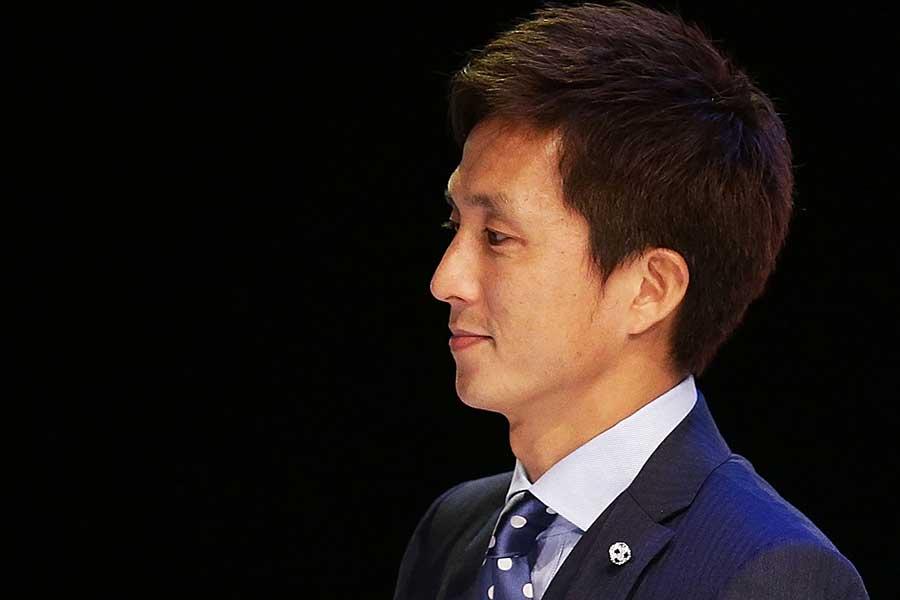 元日本代表MFの福西崇史氏【写真:Getty Images】