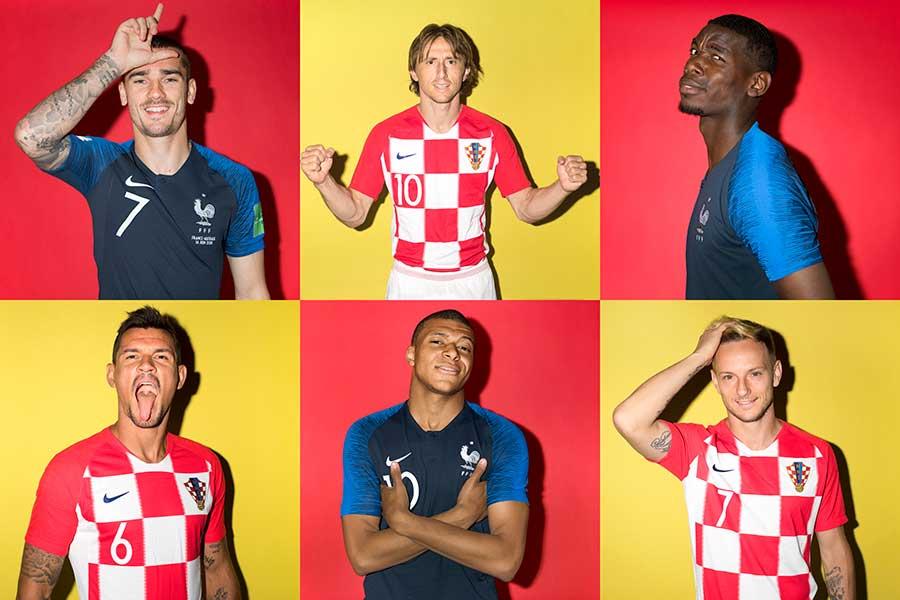 サッカーワールドカップはいよいよ決勝戦を迎える【写真:Getty Images】
