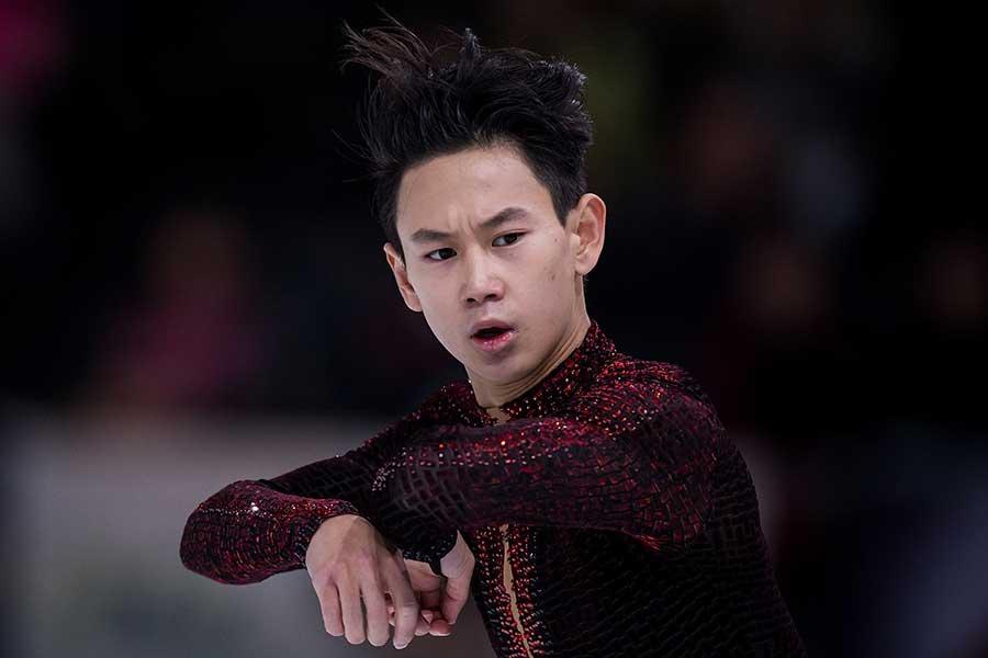 デニス・テンさんの悲報にスケート界ではショックが広がり続けている【写真:Getty Images】
