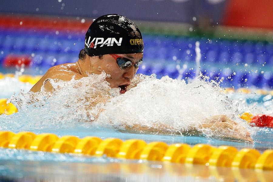 前回大会では100、200メートルで2冠を達成した小関【写真:Getty Images】