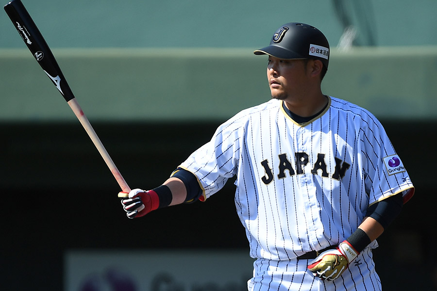 2020年の東京五輪でも侍ジャパンの主軸として期待される筒香嘉智【写真:Getty Images】