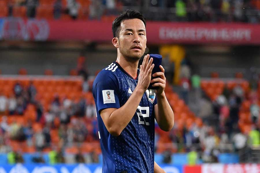 日本代表DF吉田麻也【写真:Getty Images】