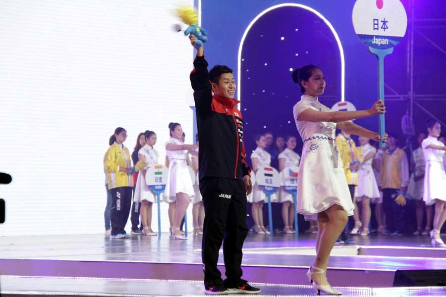 バドミントンの世界選手権、日本の躍進に期待がかかる【写真:平野貴也】