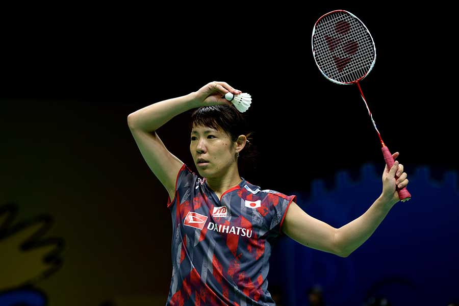 佐藤冴香は、2回戦でマレーシアの選手をストレートで下した【写真:大会サイト】