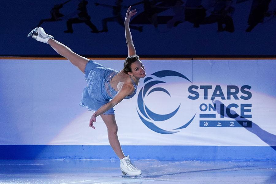 ソチ五輪女王アデリーナ・ソトニコワ【写真:Getty Images】