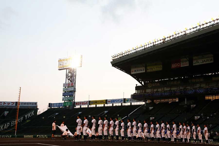2日目は4試合が行われた【写真:Getty Images】