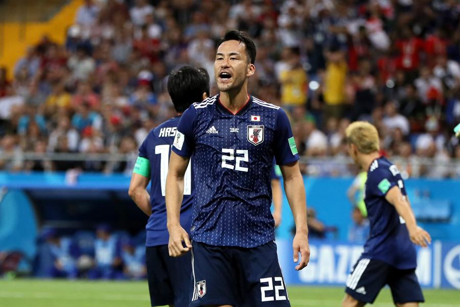日本代表DFの吉田麻也【写真:Getty Images】