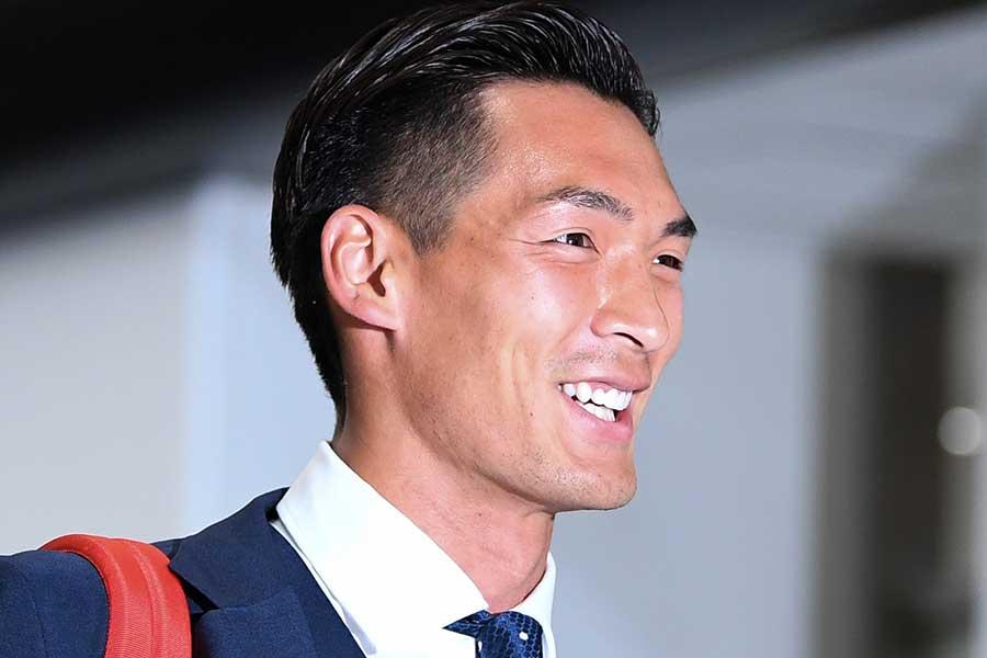 浦和レッズの日本代表DF槙野智章【写真:Getty Images】