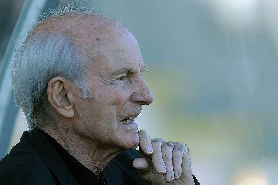「日本サッカーの父」と呼ばれたデットマール・クラマー【写真:Getty Images】