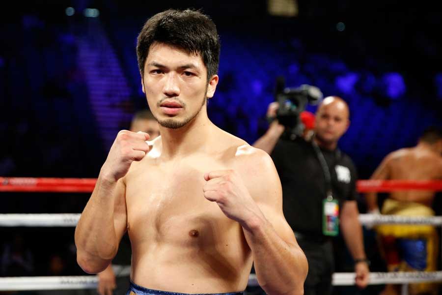 WBA世界ミドル級正規王者・村田諒太【写真:Getty Images】