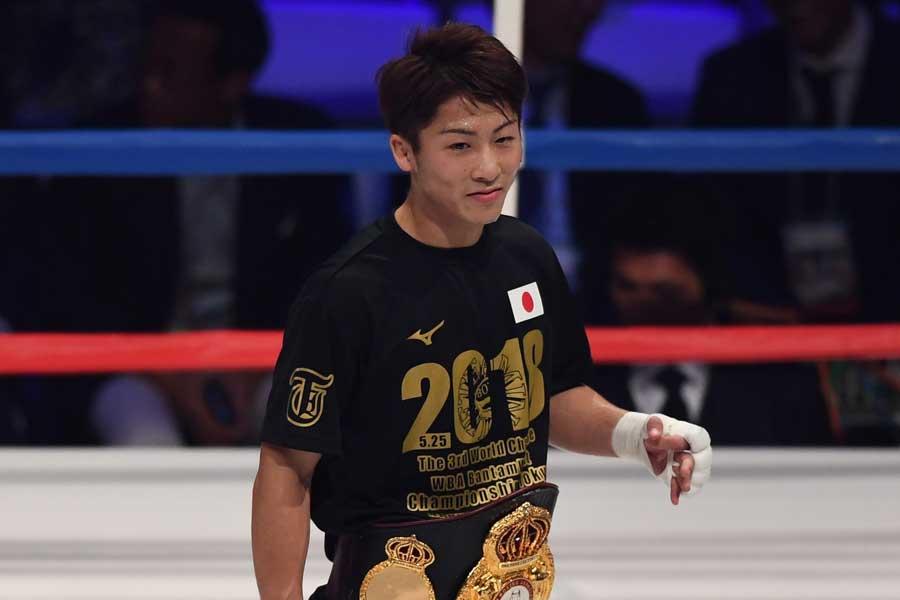 WBA世界王者・井上尚弥【写真:Getty Images】