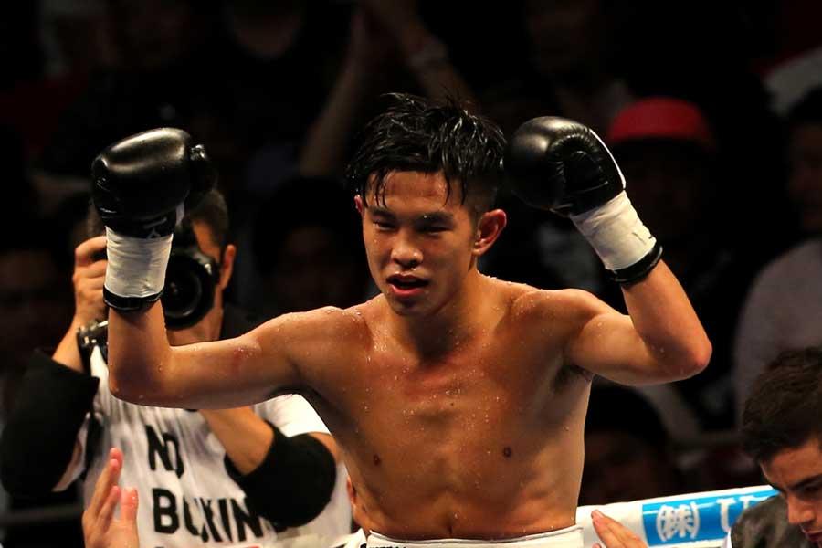 ボクシング元3階級王者の井岡一翔【写真:Getty Images】