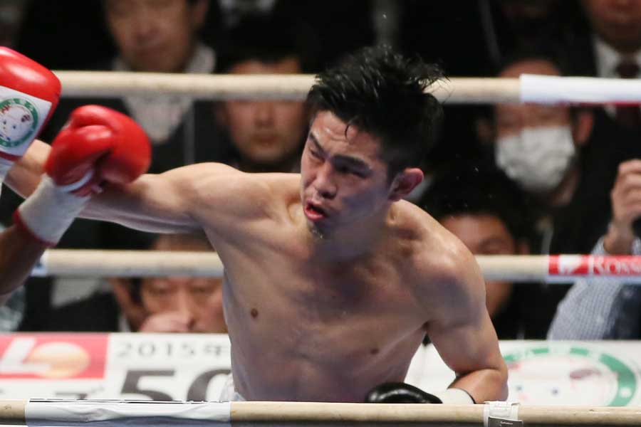 WBO世界スーパーフライ級3位の井岡一翔【写真:Getty Images】